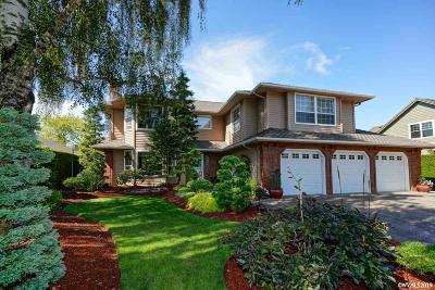Keizer Single Family Home For Sale: 6433 Casper Dr
