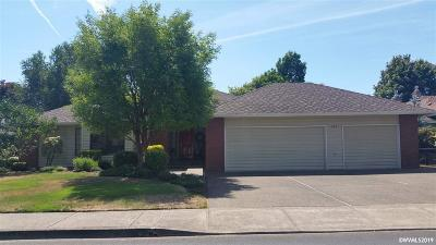 Keizer Single Family Home Active Under Contract: 488 Palmer Dr