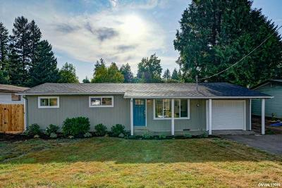 Salem Single Family Home For Sale: 4126 Kurth St