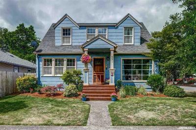 Salem Single Family Home For Sale: 691 Kingwood Ave