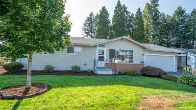 Stayton Single Family Home For Sale: 1083 N Douglas St
