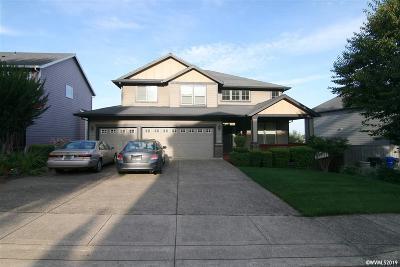 Salem Single Family Home For Sale: 494 Golden Eagle St
