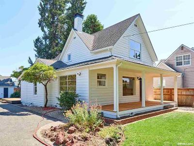 Dallas Single Family Home For Sale: 1042 SE Jefferson St
