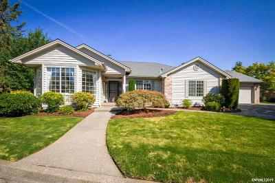 Keizer Single Family Home For Sale: 583 Fountain Ct