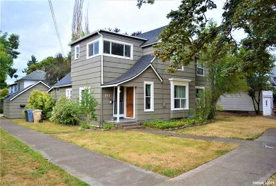 Corvallis Single Family Home For Sale: 247 NW 11th St