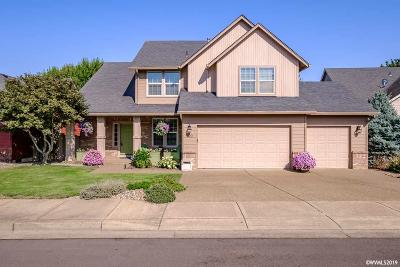 Salem Single Family Home Active Under Contract: 820 Eisenhower Dr