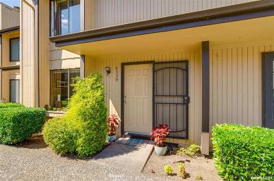Salem Condo/Townhouse For Sale: 6339 Fairway Av