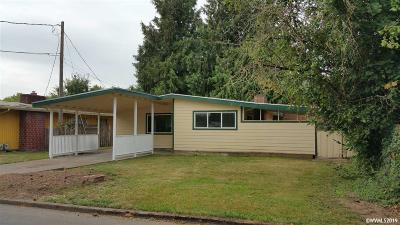 Albany Single Family Home For Sale: 2718 9th St