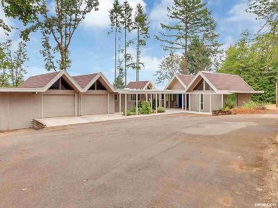 Salem Single Family Home For Sale: 6515 Sunnyside Rd