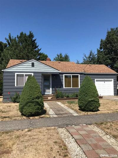 Lebanon Single Family Home For Sale: 545 W Rose St