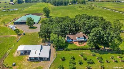 Turner Single Family Home For Sale: 6502 Little Rd