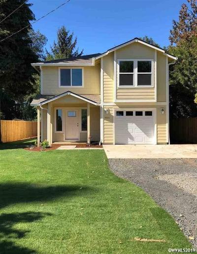 Corvallis Single Family Home For Sale: 4320 NE Highway 20