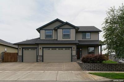Salem Single Family Home For Sale: 2872 Eagles Eye Av