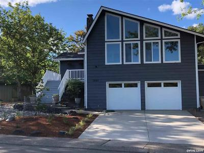 Corvallis Single Family Home For Sale: 3545 NW Arrowood Cl