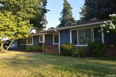 Salem Single Family Home Active Under Contract: 1210 Glen Creek Rd