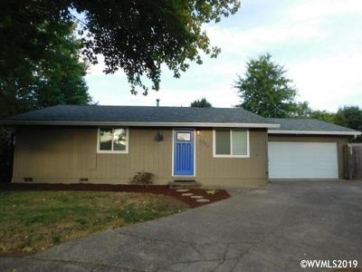 Salem Single Family Home For Sale: 4796 Paul Ct