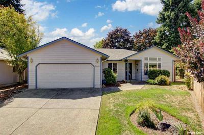 Salem Single Family Home For Sale: 4450 Nalani Ct
