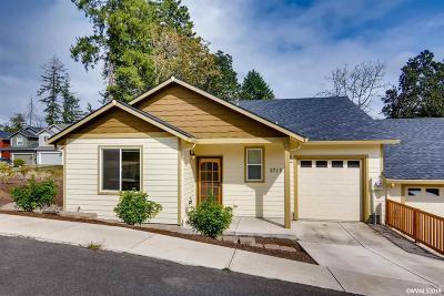Salem Single Family Home For Sale: 2712 Van Kleeck Pl