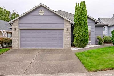 Keizer Single Family Home For Sale: 6634 Brookhollow Ct
