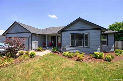 Salem Single Family Home For Sale: 2878 Brooks Av