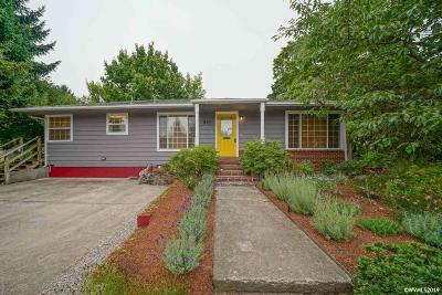 Salem Single Family Home For Sale: 910 17th St