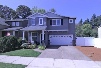 Salem Single Family Home For Sale: 4817 Forsythe Dr
