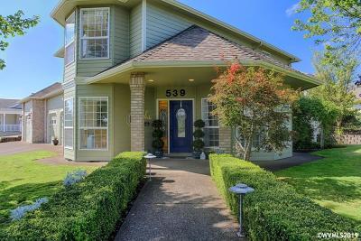 Dallas Single Family Home For Sale: 539 NW Jasper St
