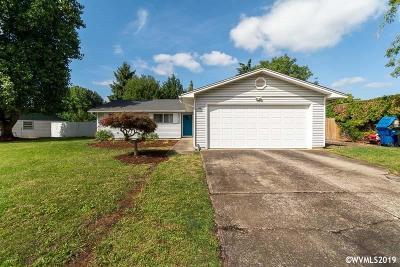 Keizer Single Family Home For Sale: 5389 Kalmia Dr