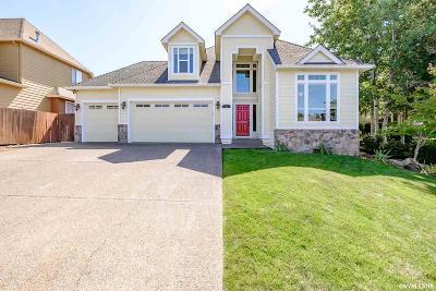 Salem Single Family Home For Sale: 2424 Sage Av