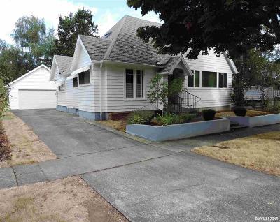 Salem Single Family Home For Sale: 1015 15th NE St