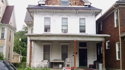Blair County Multi Family Home For Sale: 1211 Logan Ave.