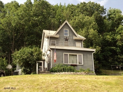 Altoona Single Family Home For Sale: 3065 Homers Gap Road