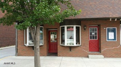 Blair County Commercial For Sale: 210 W 10th Street