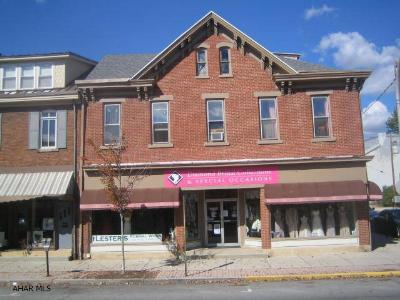 Commercial Sold: 323 Allegheny St