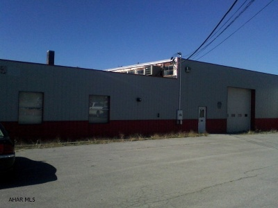 Blair County Commercial For Sale: 114 W Penn Street