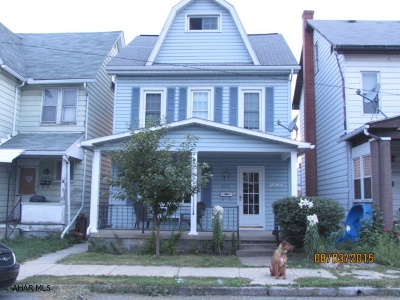 Single Family Home Sold: 202 E Bell Avenue