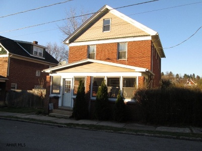 Single Family Home Sold: 1812 5th Street