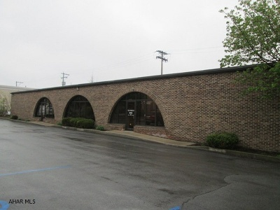 Blair County Commercial For Sale: 2727 Beale Avenue