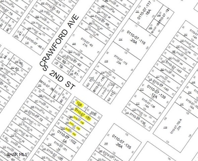 Residential Lots & Land For Sale: 104-108 Walton Avenue