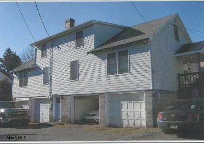 Ebensburg Multi Family Home For Sale: R711 E Ogle Street