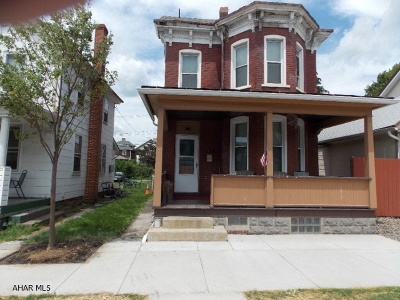 Altoona Single Family Home For Sale: 3012 Broad Avenue