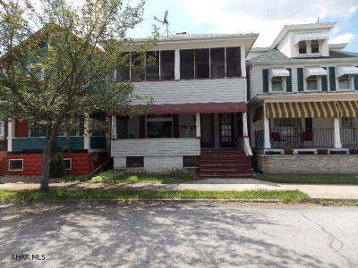 Multi Family Home Sold: 2716 Oak Avenue