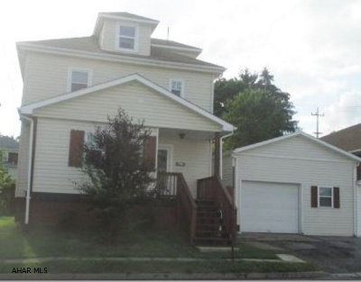 Single Family Home Sold: 3908- 3910 Beale Avenue