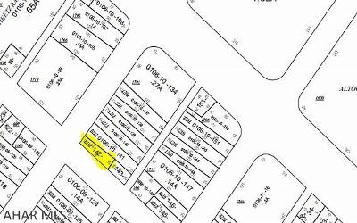 Blair County Residential Lots & Land For Sale: 1719 6th Avenue