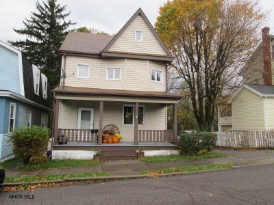 Single Family Home Sold: 313 Grant Avenue