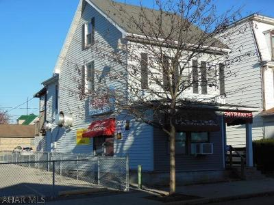 Altoona Commercial For Sale: 1920 6th Avenue