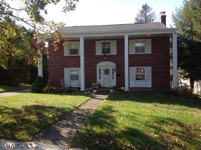 Single Family Home For Sale: 720 South Juliana Street