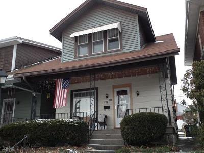 Blair County Single Family Home For Sale: 1504 20th Aveune