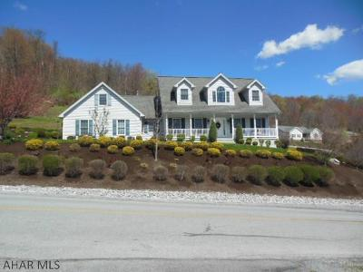 Altoona Single Family Home For Sale: 246 Castle Farms Road