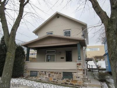 Single Family Home Sold: 121 Spruce Avenue